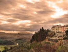 Luxury apartments in authentic Tuscany