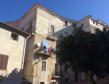 Palazzo of apartments in Belvedere, Calabria