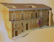 Historic Palace to renovate in Diamante, Calabria