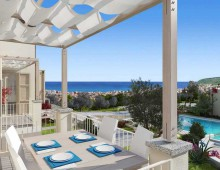 Perle sul Mare, New built Apartments by the Ligurian Sea