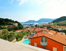Collemare, New Built Apartments by the Ligurian sea