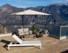 1-3 bedroom apartments with lake view and swimming pool, prices from 122 200 euro
