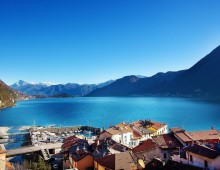 2 bedroom apartment with stunning lake view and great central location, Argegno