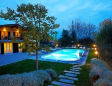 Two bedrooms in residence with pool and beautiful lake views, Griante, Como