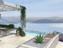 Exclusive Villa with outstanding lake view, Lake Iseo