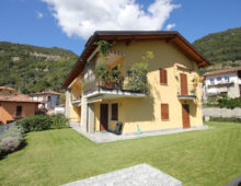 1 bedroom on superb location with fantastic sea view in Ossuccio, Como Lake