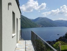 2 bedrooms or 4 bedrooms in new built resort in Argegno, Como Lake