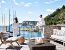 Seafront Villas in exclusive Residence, Sistiana Bay, Trieste