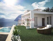 Villa with outstanding lake view, private pool & walking distance to services and lake, Lake Iseo