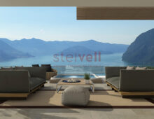 New launch! Lago d'Iseo – 12 properties with private feeling, exceptional lake view, infinity pool. Customizable, now open for reservation. €235 000 – €444 100