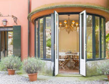 Romantic Villa, 2 bedrooms and 2 bathrooms, on the hills near Bellagio, Como Lake €650 000